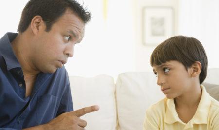 Choosing differentiates discipline from punishment!